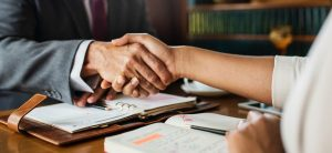 handshake agreement for a commercial lease agreement